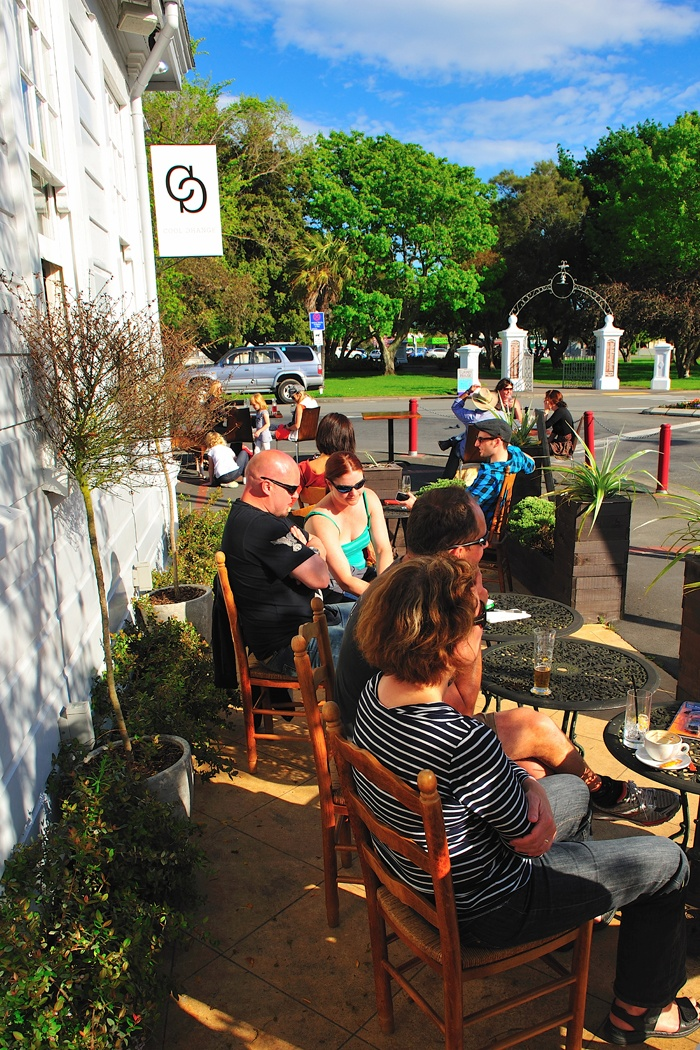 Cool Change Bar & Eatery in Martinborough
