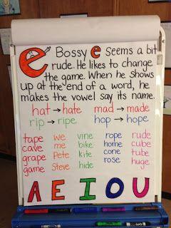 Teaching's a Hoot!: Word Family & Anchor Chart Fun