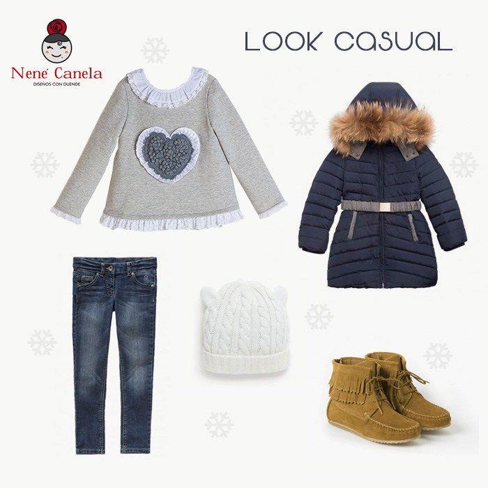 look-casual moda infantil www.nenecanela.com http://bit.ly/1OAsIhB