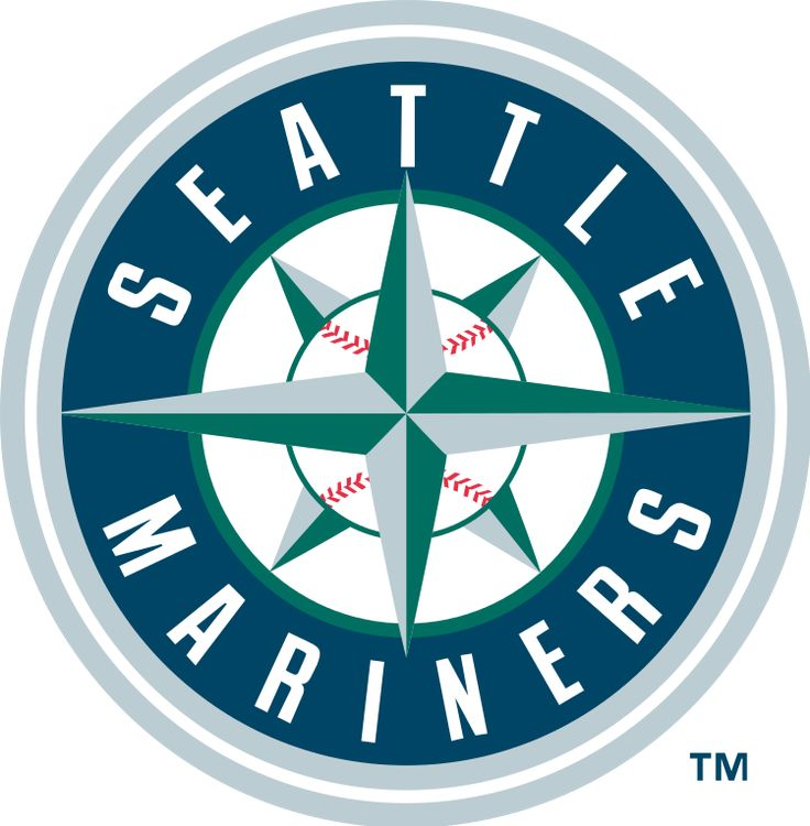 Seattle Mariners Main Logo 1993-