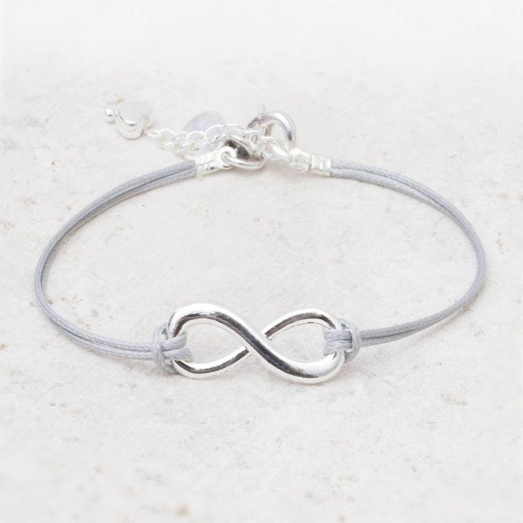 Luana Personalised Eternity Bracelet from notonthehighstreet.com