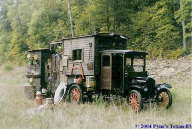 I'd take it if it were given to me!    Old motorhomes, do you have one to share?  http://www.motorhome-travels.co.uk/