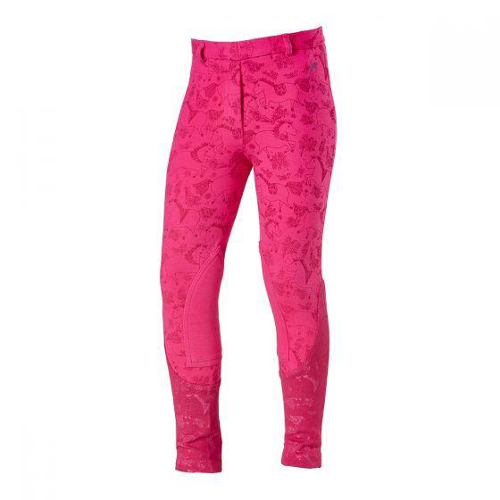 Mayhill Junior Jodhpurs Pink
