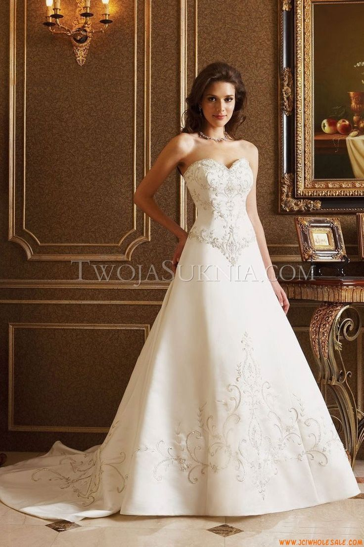Robe de mariée Jasmine F215 Collection 2012 - Fall 2011