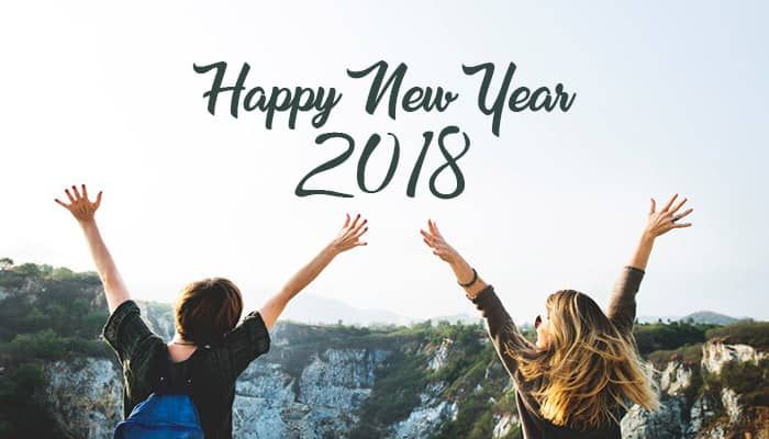 Happy New Year! 12 New Chapters 365 New Chances Waiting for you! #happy2018 #look4studies