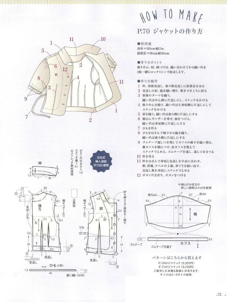 Jacket Style book 2015-2