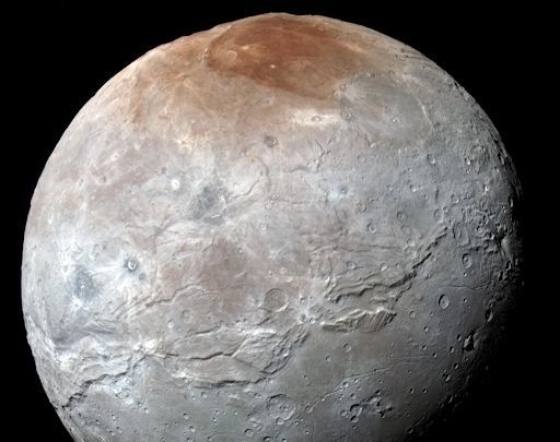 'Water-Based Lava' On Pluto's Moon? | David Reneke | Space and Astronomy News