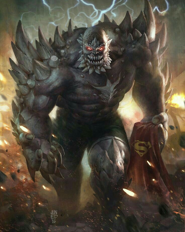 Doomsday / The Death of Superman!