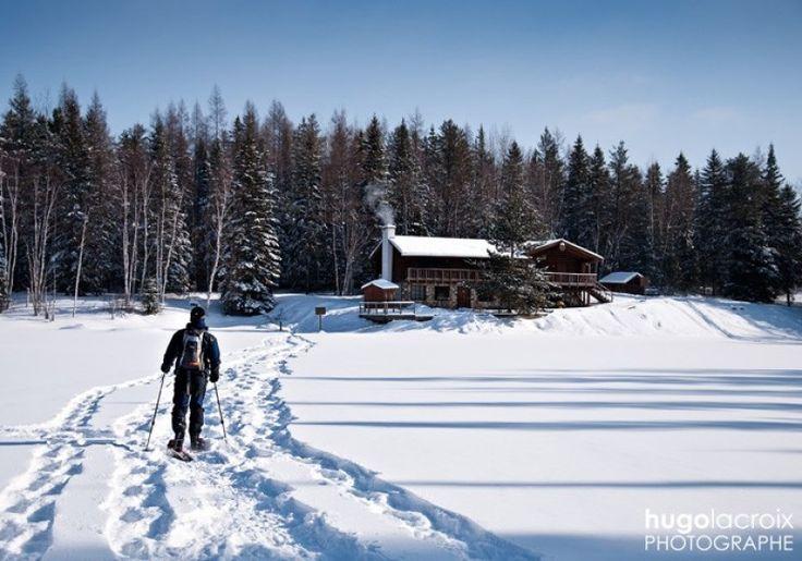 La journée d'hiver Sépaq | Quoi faire à Rouyn-Noranda | CLD de Rouyn-Noranda Tourisme