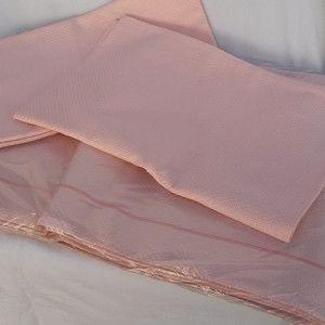 copriletto rosa