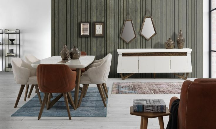 Miray Yemek Odası Takımı Tarz Mobilya | Evinizin Yeni Tarzı '' O '' www.tarzmobilya.com ☎ 0216 443 0 445 📱Whatsapp:+90 532 722 47 57 #yemekodası #yemekodasi #tarz #tarzmobilya #mobilya #mobilyatarz #furniture #interior #home #ev #dekorasyon #şık #işlevsel #sağlam #tasarım #konforlu #livingroom #salon #dizayn #modern #rahat #konsol #follow #interior #armchair #klasik #modern