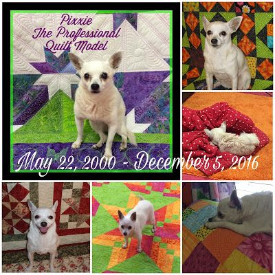 The Quilt Rambler: Christmas Eve's Eve