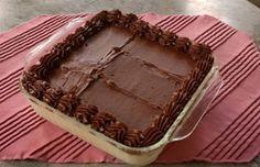 Pastel húmedo de chocolate | Postres