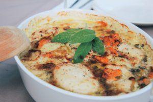 Hähnchen-Kartoffelpfanne von Jamie Oliver