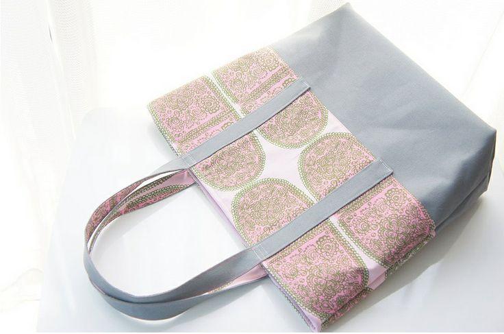ordermade bag #handmade #ordermade #bag #sewing #marimekko