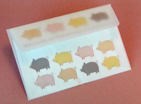 Piggy Envelop