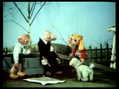 Spejbl és Hurvinek - Spejbl bácsi kutat ás
