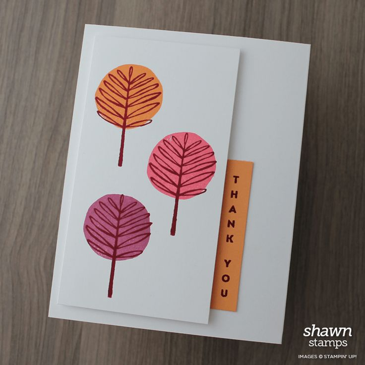 Totally Trees by Stampin' Up!