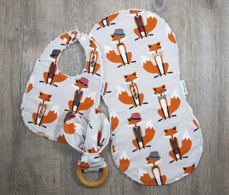 Foxy Basic Poppet gift set