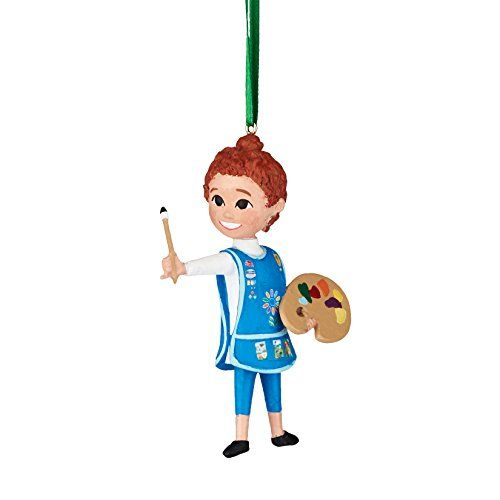 Department 56 Girl Scouts of America by Scout Daisy The Artist Ornament