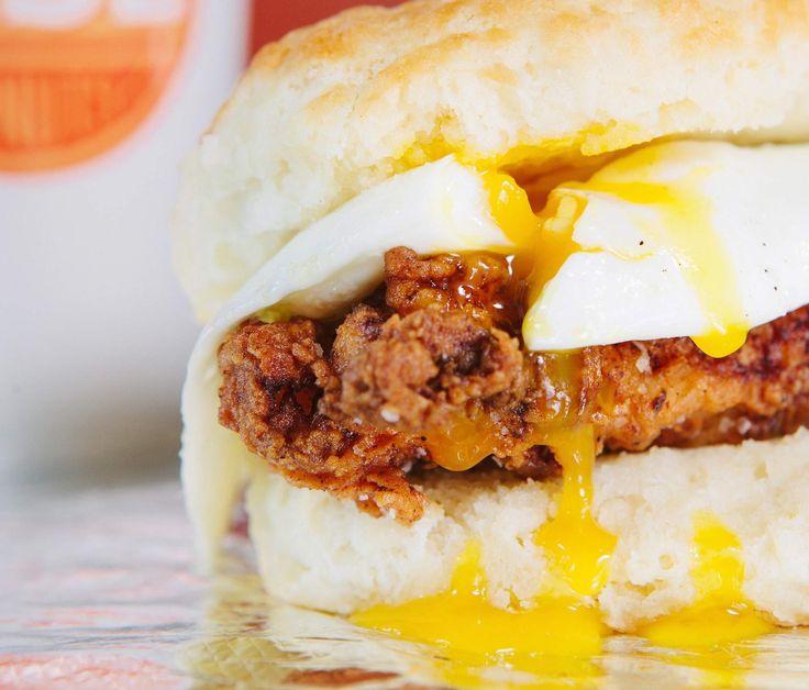 The 21 Best Breakfast Spots in America - Rise ( Durham, NC)