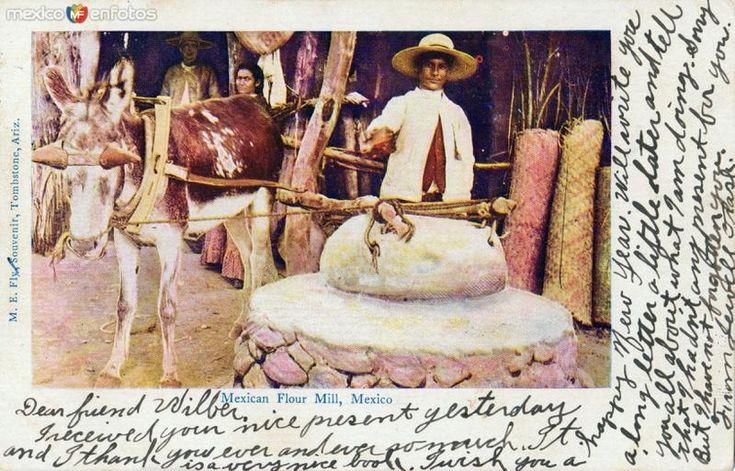 Molino De Harina Historia De Mexico Molino Galerias De Fotos