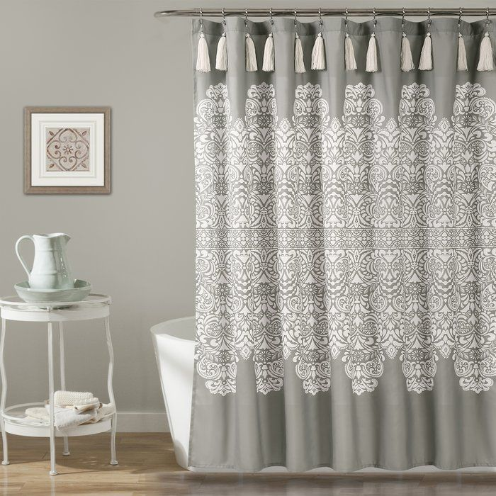 Sepulveda Single Shower Curtain Curtains Fabric Shower Curtains