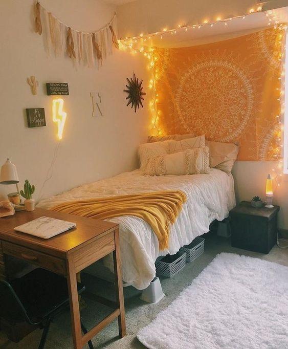 Ästhetische jugendlich Raum-Design-Ideen   Maisonette-Grundrisse #Schlafzimmer #Schlafzimmer ...