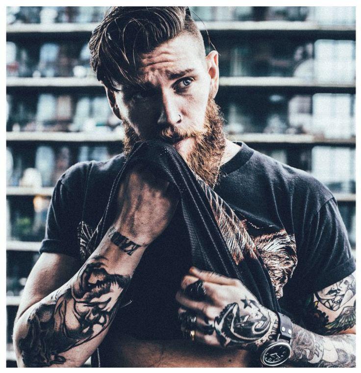 Groovy 1000 Ideas About Bearded Men On Pinterest Beards Beard Man And Short Hairstyles For Black Women Fulllsitofus