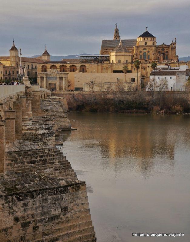 Córdoba, Espanha - os principais pontos turísticos, onde estacionar de graça e pernoitar no motorhome.