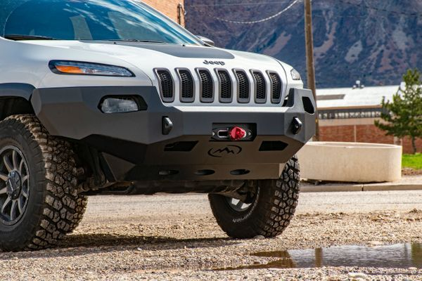Kl Cherokee Front Bumper Expedition One Jeep Cherokee Jeep