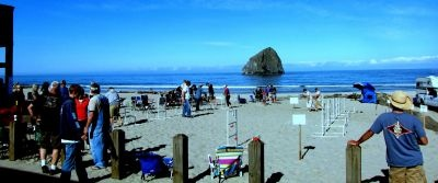 Slingball Tourney, MS Benefit, June 29 - 31 Pacific City OR