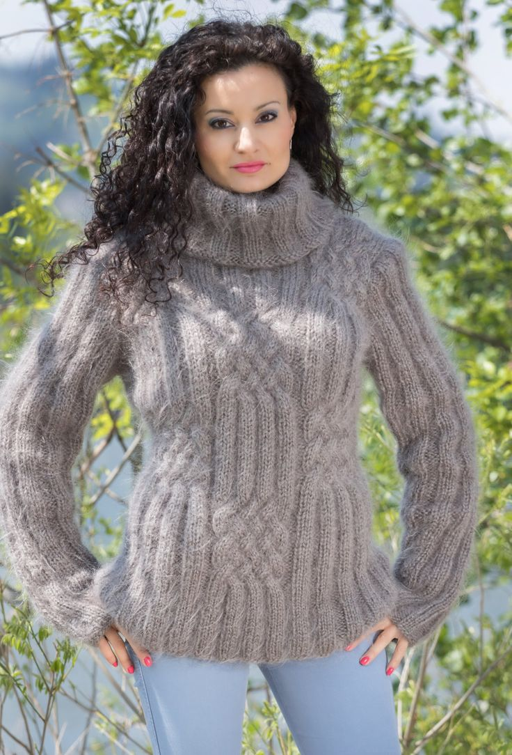hairy pussy angora sweater