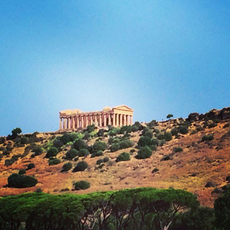 VisionidiStoriadell'Architettura #valledeitempli #Agrigento #Sicilia