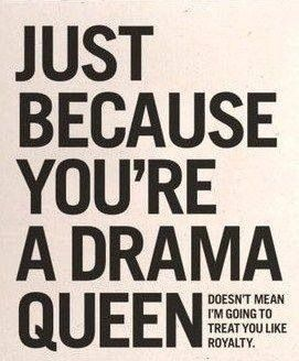 Quotes About Over Dramatic People. QuotesGram