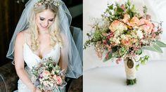 Individuellen Brautstrauß binden lassen - so geht es!