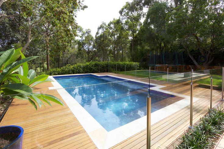 Traditional Geometric Style Pool - Pool-Project-Killara by Sydney Pool Builder - Sunrise Pools