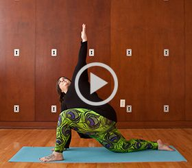 Free, 25-minute morning yoga practice video                                                                                                                                                                                 More