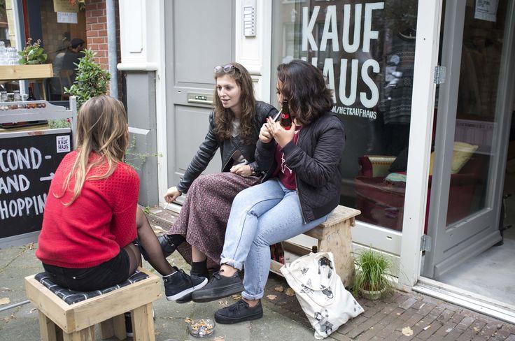 #vintage #secondhand #shop #amsterdam