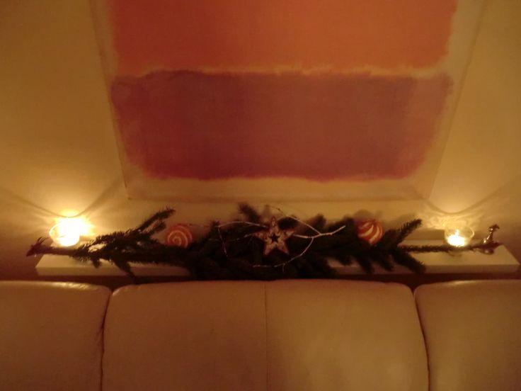 Advent 2013 im Wohnzimmer