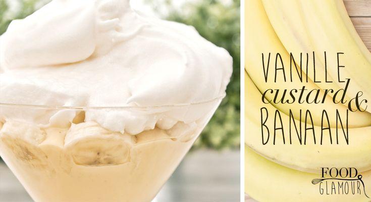 Romige vanille custard met banaan! I looove custard!! Zo 'n lekkere volle gele room als toetje. Maar dan wel helemaal lactosevrij, glutenvrij, suikervrij, paleo en natuurlijk gezond! Ik ben altijd dol geweest op pudding en custard-achtige dingen. Een puddingbroodje, tompouce of banketbakkersroom. Je hoeft dit niet meer te missen! De room/custardis net zo creamy als…