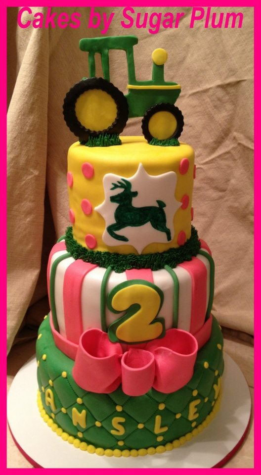 65 best John Deere Cakes images on Pinterest John deere cakes