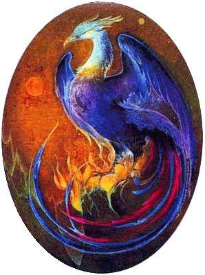 """Phoenix"" by Susan Seddon Boulet, March 1982"