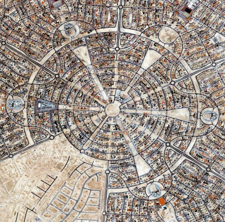 Жилищный проект Al Фаллах находится в Абу-Даби, Объединенные Арабские Эмираты