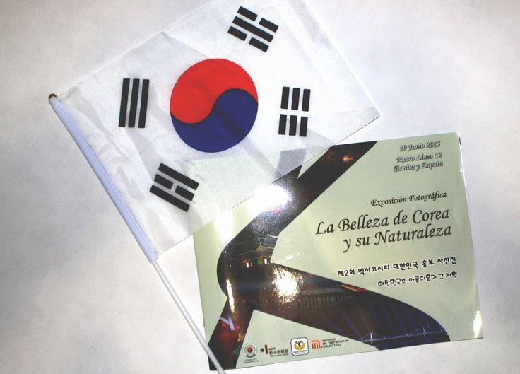"""Muestra en Metro Ermita reúne belleza de Corea y Hallyu  Un acercamiento a los sitios mágicos de Corea se ofrece a través de la muestra """"La belleza de Corea y su Naturaleza"""", inaugurada el pasado 19 de junio en las instalaciones del Metro Ermita, en el corredor de la línea 12. http://www.corea.moda/2015/06/muestra-en-metro-ermita-reune-belleza-de-corea-y-hallyu.html"""