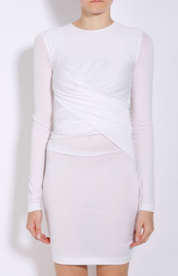 Alexander Wang kjole. Perfekt til sommer eller til en kommende konfirmation.  Den er brugt et par gange, men har ingen tegn på slid.  30 kr. om dagen  #AlexanderWang #dress #secondhand