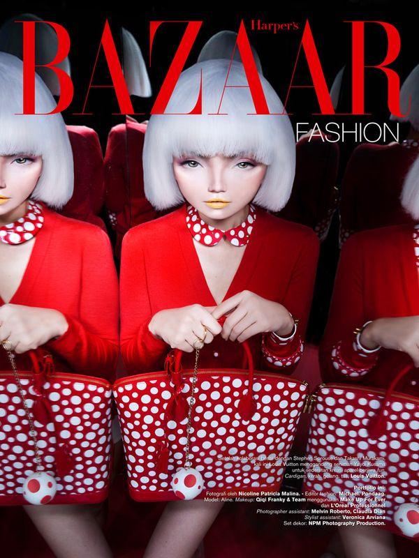 Louis Vuitton x Yayoi Kusama on the Behance Network ...