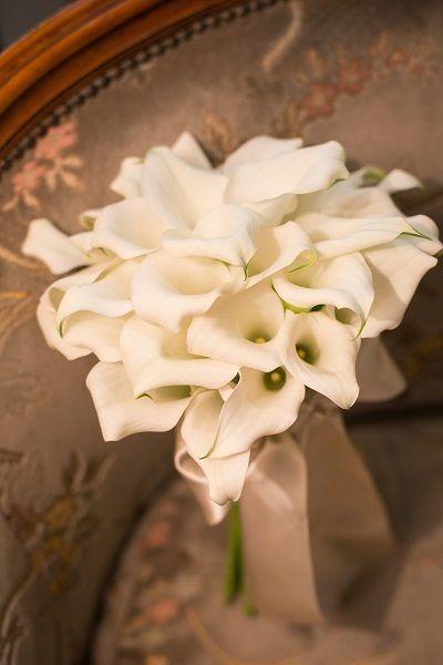 カラーのウェディングブーケ Wedding bouquet - AGEMINI