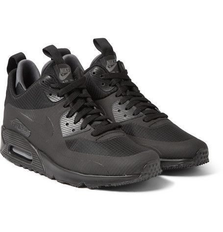 nike air zoom elite 8 air max 90 mid winter leather and mesh 135