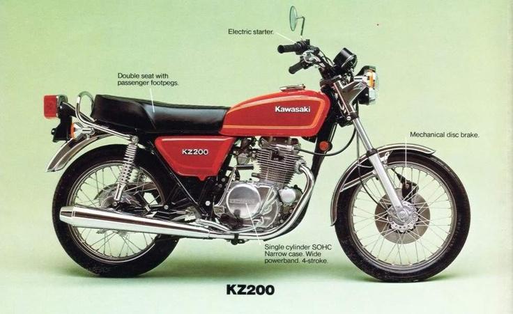 Z 200, 1978